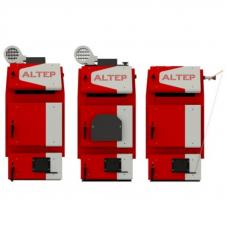 Котел Altep на твердом топливе TRIO UNI / TRIO UNI Plus 14-600 кВт