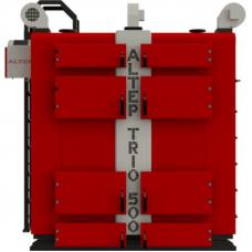 Котел Altep на твердом топливе TRIO 80-500 кВт