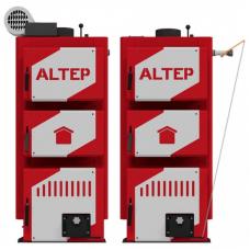 Котел Altep на твердом топливе CLASSIC / CLASSIC Plus 10-30 кВт