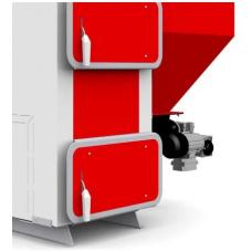 Автоматизированный угольный котел Heiztechnik Q EKO DUO / Q BIO DUO 17 - 75 кВт